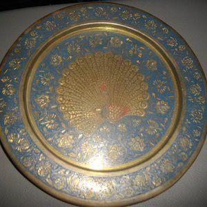 vintage brass peacock bundle